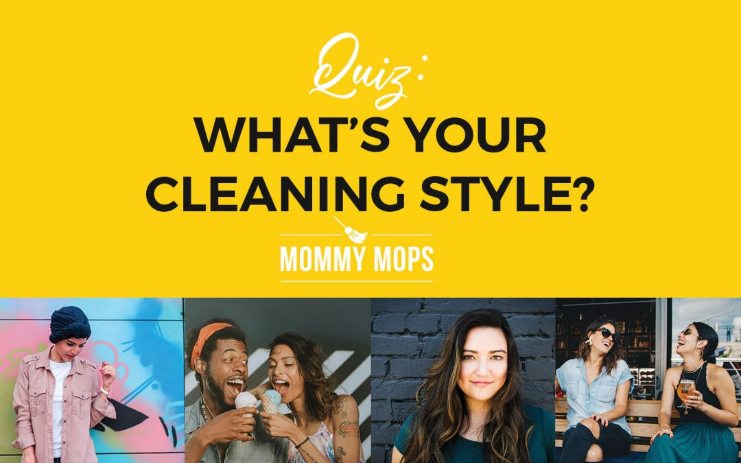 Take The Quiz – What's Your Cleaning Profile?